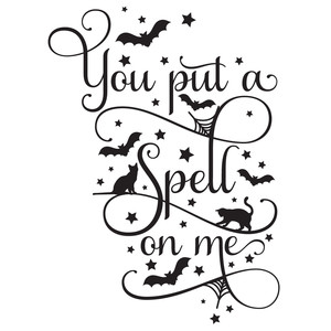 you put a spell on me quote