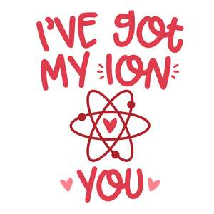 i've got my ion you