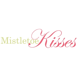mistletoe kisses phrase