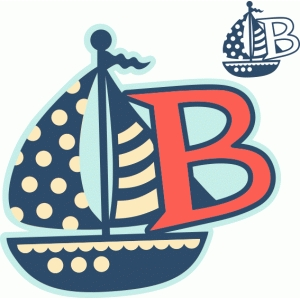 'b' is for boat (samantha walker)
