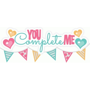 you complete me title