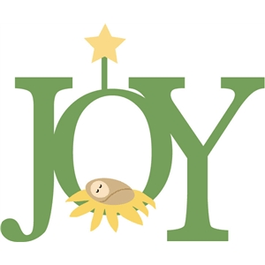 joy nativity