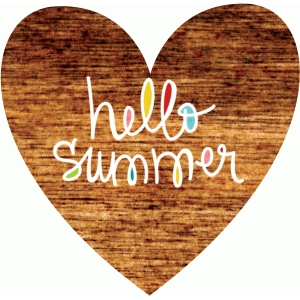 hello summer heart