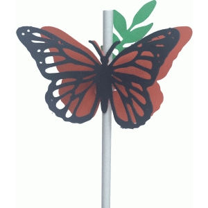 monarch butterfly party pick