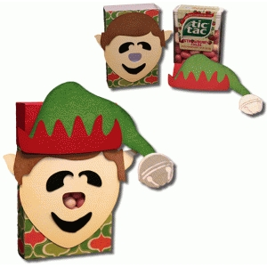 3d elf tic tac® box