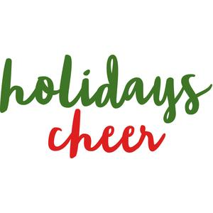 holidays and cheer