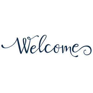 welcome phrase