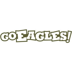 go eagles!