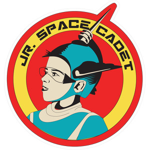jr. space cadet badge