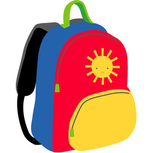 backpack - back to school