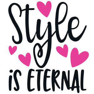 style is eternal quote