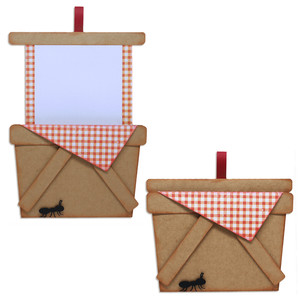 picnic basket card