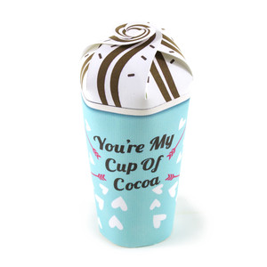 you're my cup of cocoa treat cup