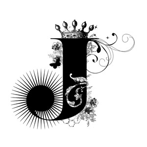 crown j monogram
