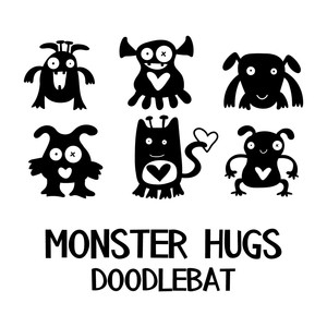 monster hugs doodlebat