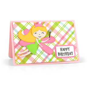 gift card holder fairy