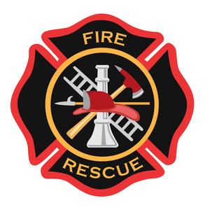 firefighter shield