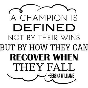 a champion is defined