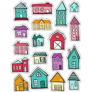 ml warm home stickers