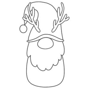 reindeer gnome