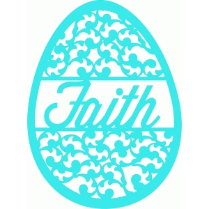 faith swirl egg