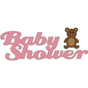 baby shower phrase