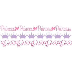 princess borders