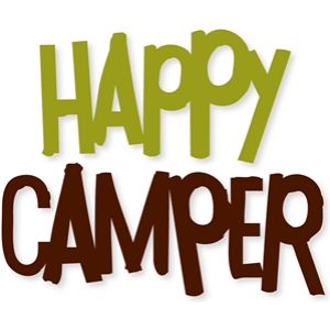 'happy camper'