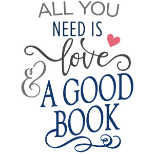 all you need is love - book phrase