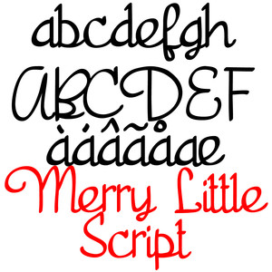 pn merry little script