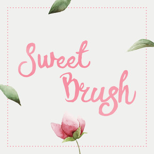 sweet brush font
