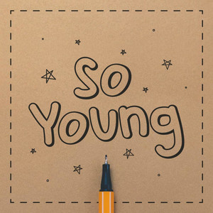 so young font