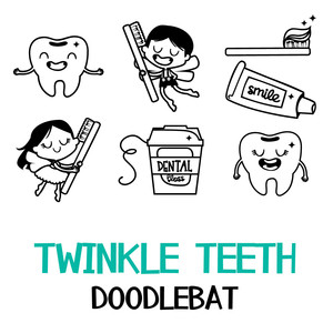 twinkle teeth doodlebat