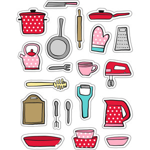 ml in the kitchen stickers