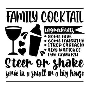 family cocktail recipe