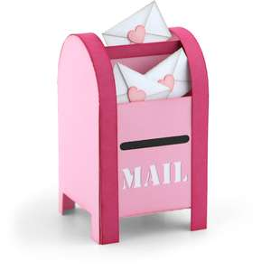 mini mailbox treat holder