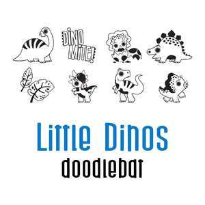 little dinos doodlebat