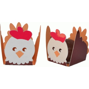 treat holder chicken