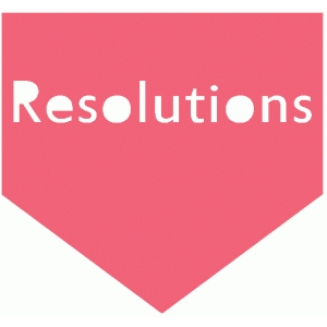 resolutions arrow tab