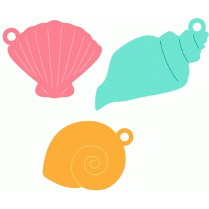 seashell tags