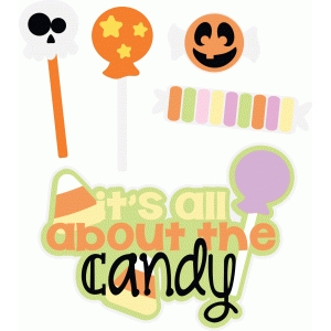 all about candy