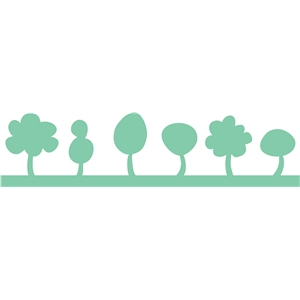 6 tree border