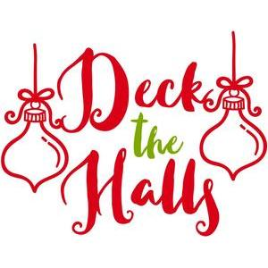 deck the halls quote