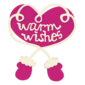 warm wishes phrase