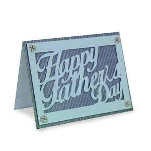 a2 happy father's day card