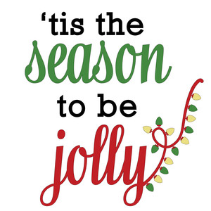 'tis the season to be jolly