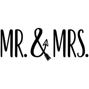 mr. & mrs. arrow