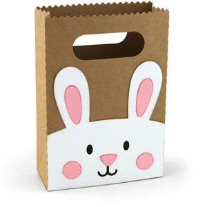 treat bag easter bunny