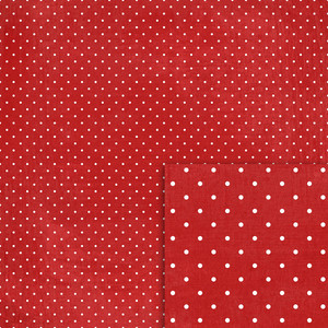 nautical red polka dot background paper