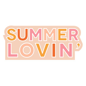 summer lovin' label